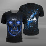 Seattle Seahawks Skull FFS9809