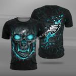 Philadelphia Eagles Skull FFS9509