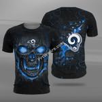 Los Angeles Rams Skull FFS8709