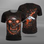 Denver Broncos Skull FFS7909