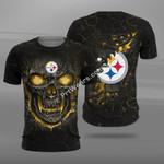 Pittsburgh Steelers Skull FFS9609