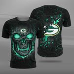 Green Bay Packers Skull FFS8109