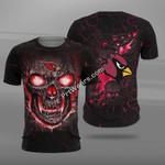 Arizona Cardinals Skull FFS7009