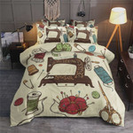 Sewing Equipment Cotton Bed Sheets Spread Comforter Duvet Cover Bedding Sets