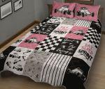 Sprint Car Racing Quilt Bed Set