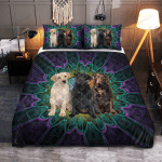 Labrador Quilt Bedding Set