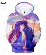 Lover 3D All Over Print Hoodie, Zip-up Hoodie