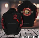 Personalized Custom Name Indian Motorcycle