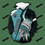 Skull Headdress Native 3D All Over Print Hoodie, Zip-up Hoodie