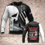 Proud To Being A Submarine Pullover 3D All Over Printed Hoodie, Zip- Up Hoodie