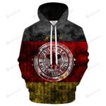 Germany World Cup 3D All Over Print Hoodie, Zip-up Hoodie