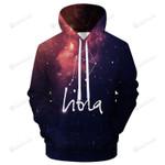 Libra 3d All Over Print Hoodie, Zip-Up Hoodie