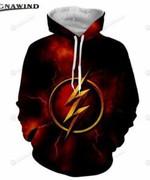 Arrow Lightning 3D All Over Print Hoodie, Zip-up Hoodie