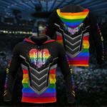 LGBT Love Wins 3D All Over Print Hoodie, Zip-up Hoodie