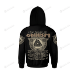 The Heart Of Odinism 3D All Over Print Hoodie, Zip-up Hoodie