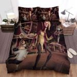 Halloween Clowns Kidnapping Children Bed Sheets Spread Duvet Cover Bedding Sets