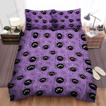 Spider, Halloween,  Smile Of The Spiders Artwork Bed Sheets Spread Duvet Cover Bedding Sets