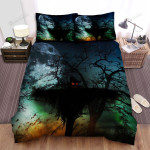 Scarecrow, Halloween, The Drakness Scarecrow Bed Sheets Spread Duvet Cover Bedding Sets