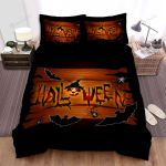 Spider, Halloween, Bugs And Spiders Bed Sheets Spread Duvet Cover Bedding Sets