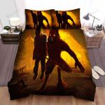 Halloween Werewolf Burned Down A Village Bed Sheets Spread Duvet Cover Bedding Sets