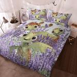 Turtle Purple Lavender Bed Sheets Bedspread Duvet Cover Bedding Set