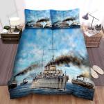 Frigate, The Australian Ship Bed Sheets Spread Duvet Cover Bedding Sets