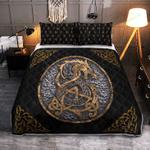 Fenrir Viking Bed Sheets Bedspread Duvet Cover Bedding Set
