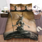 Sea Monster, The Naga Bed Sheets Spread Duvet Cover Bedding Sets