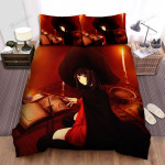 Halloween Witch Learning The Charm Bed Sheets Spread Duvet Cover Bedding Sets