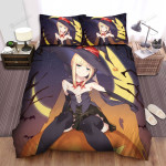 Halloween Blood Tears Of Witch Bed Sheets Spread Duvet Cover Bedding Sets