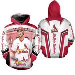 St Louis Cardinals Nolan Arenado Busch Stadium For Fan