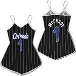 Tracy Mcgrady Orlando Magic 2003-04 Classics Black Jersey Inspired Style