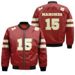15 Partrick Mahomes Kannas City Jersey Inspired Style
