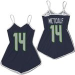 Seattle Seahawks D K Metcalf Limited Navy 100Th Season Jersey Inspired Style