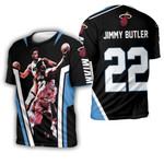 Miami Heat Jimmy Butler 22 Signed For Fan
