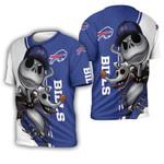Buffalo Bills Jack Skellington And Zero