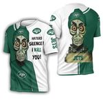 New York Jets Haters I Kill You 3D