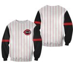 Cincinnati Reds 1999 Throwback White Red 2019 Jersey Inspired Style
