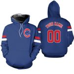 Chicago Cubs Personalized Custom Royal 2019 Jersey Inspired Style