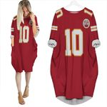 Tyreek Hill Kansas City Chiefs Red Jersey Inspired Style