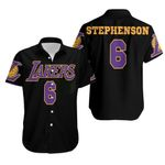 6 Lance Stephenson Lakers Jersey Inspired Style