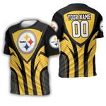 Pittsburgh Steelers Nfl Fan 3D Personalized