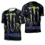 Monster Energy Logo For Lovers New York Yankees