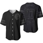 Chicago Cubs Kris Bryant 17 2020 Mlb Black Jersey Inspired Style