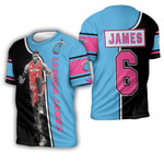 Lebron James 6 Miami Heat Legend Warm Up For Fan