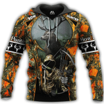 Deer Hunting 3D All Over Printed Shirt HH1412-04