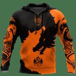 Viking 3D All Over Printed Shirt BV0401-01