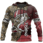 Fishing 3D All Over Printed Shirt HH3012-01