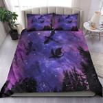 Galaxy Dragon Art Quilt Bedding Set MT0602-10