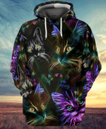 CAT NEON - 3D Full Print - VV0602-05